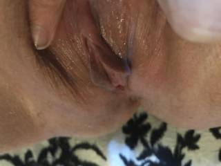 """Talking to a new guy w a 10"""" inch cock had me dripping wet"""
