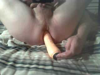 How about I do you with my big fat cock?