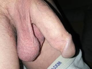 We decided it's show your stuff day lol....I love his cock