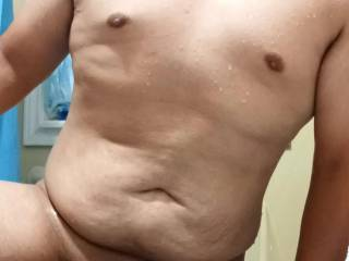 I was admiring my beautiful fat cock what do u think