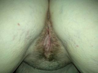 Want some hairy pussy?