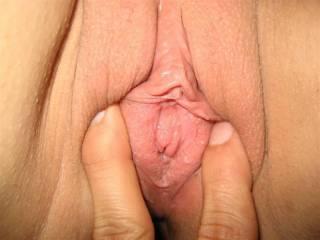 mmm spread those lips so i can bury my tongue deep inside your juicy hole