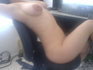 Great nips ,tits and aureolas! love to suck and fuck those, and have bounce in my face while I fucked her!