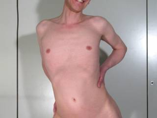 Me totally naked ;-)