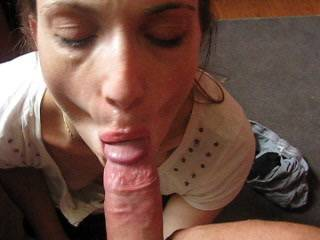 oh fuck, and when she begs for cum on her face…makes me wanna unload a huge load all over her cheeks and mouth...