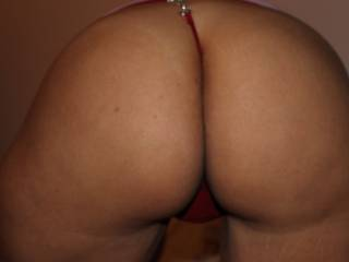 lovely ass...