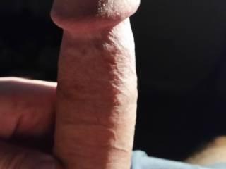 its a dick