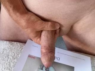 Stroke out a cum load for Dutchwife, she asked so nicely , how could I resist ? Likes and comments welcum