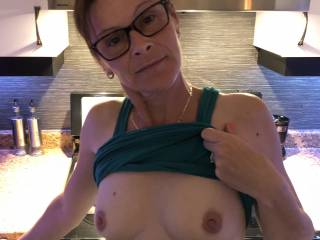 My sexy little tits and nips
