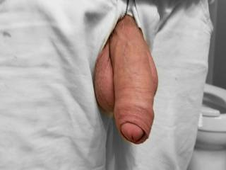 flesh , skin, smooth balls , and of course …. some good ol foreskin.... Needing your touch and mouth.