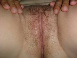 very very wet pussy