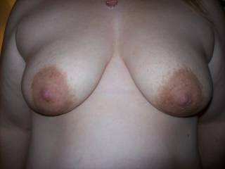 Mmmmmm...love to suck them, rub my cock all over them and shoot a load of cum on them!