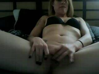 Watching porn and masturbating :)