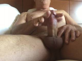 I would love to do that for you and taste your hot load
