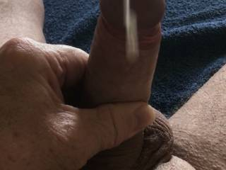 Love some one to pump it out for me ?