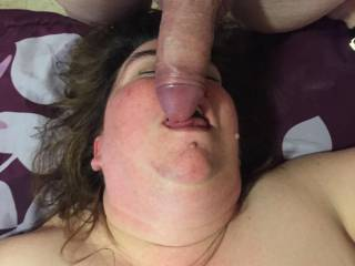 Kinky lady from northern Maine. Great little cocksucker.