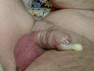 mmmm love to suck soft limp cum covered spent cock