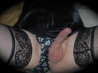 Sexy lingerie,would love to suck your cock.