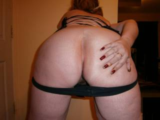 Do you like my big round ass?
