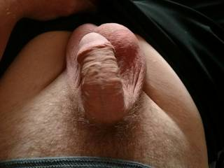 Would love to have my balls sucked on, any takers??