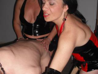 More fun from our strapon party xxx