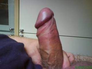 DAmn! Such a tasty looking Cock! I want..