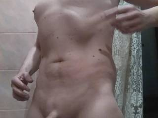Un selfie nudo