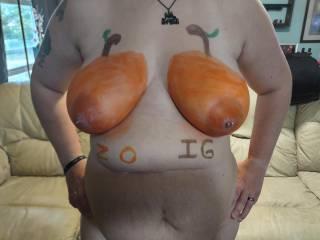 Anyone want some big tits?