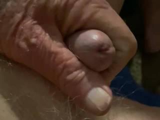 Woke up horny and felt like enjoying my penis!