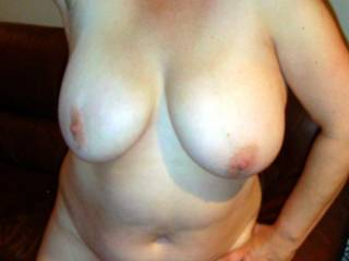 would love to fondle and suck on those pretty tits!!