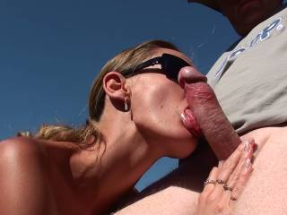 blowjob in the great outdoors