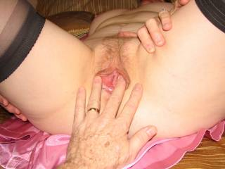 Her pussy is perfect for oral pleasing!