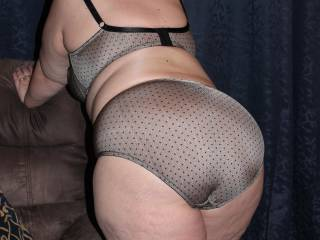 Hope all you bbw in panties fans like my pics.