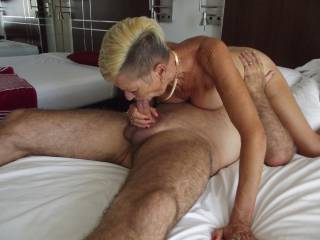 She sucks his cock as he licks her wet cunt.