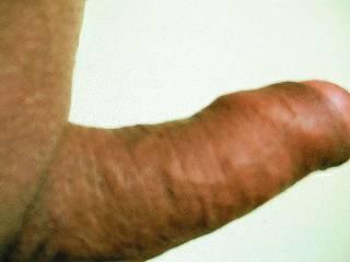 Fat, girthy cock