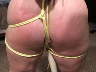 Some BDSM with the wife.