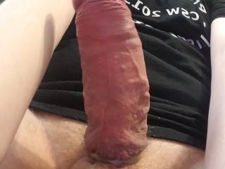 Really thick, looking for girls who want to talk dirty.
