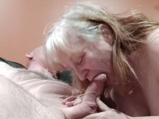 You have no idea how long I've been waiting to put you in my mouth! I love cock in my mouth, and my newest video will show you  how much I enjoy having Hubby's manhood wrapped around my lips.