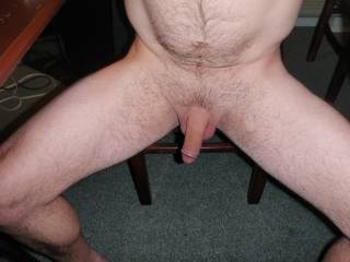 I'm going to make this cock glisten with my pussy juice