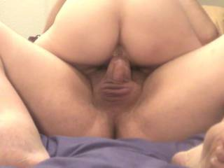 I thought I saw a little cum at about 3 1/2 minutes, but you stayed hard enough to keep on fucking.  Having a thick cock in the first place probably helps!!  Thanks for sharing, from Mrs. Floridaman