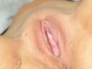My tongue is ready for both of your perfect holes and my cock is standing tall like a flag pole, you make the choice sexy lady