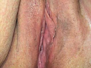 Wife's used Pussy just fucked by a co a workwr