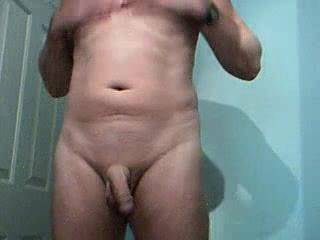 Rubbing my cock for all you sexy ladies.