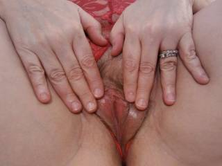 It's time for a special feast! You have been craving more married pussy, and I so badly need your tongue on my pink lips. Men 'and' women! I would love a woman's touch to my pussy. Anyone to help this lady out?