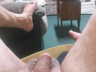 Smooth shaven