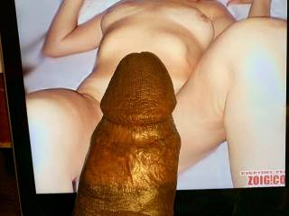 Where should I put this bbc? In her mouth / between her tits or in her sweet pussy?