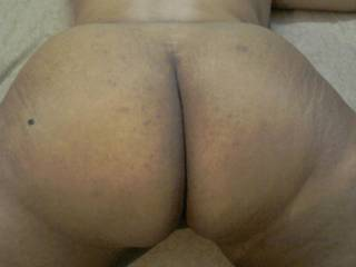 Fuck it, and shoot a load of cum all over it...what else do you do with a phat ass like that?