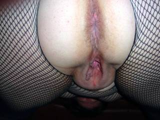 Would I be able to choose which hole to stick my hard cock into?