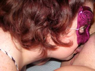 wifey of lakecouple2828 licking the pussy of my wife :)