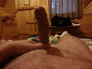 Nice looking cock freak. Bet it can make a good pussy squirt ;)